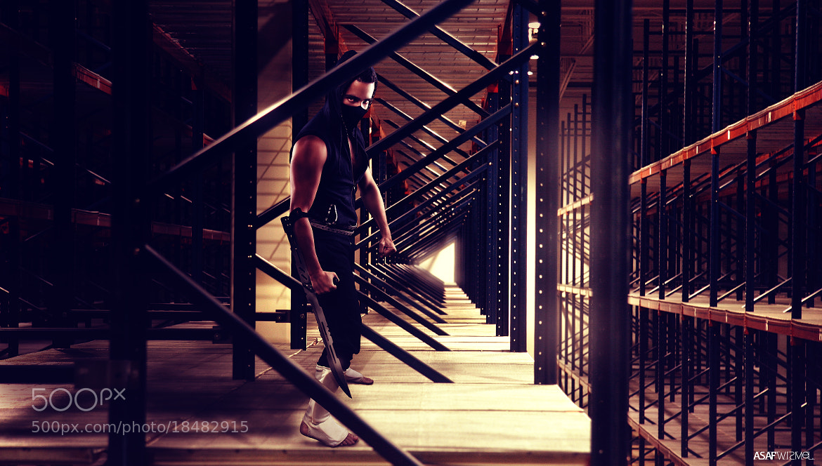 Photograph iWarrior #5 by Asaf Wismel on 500px