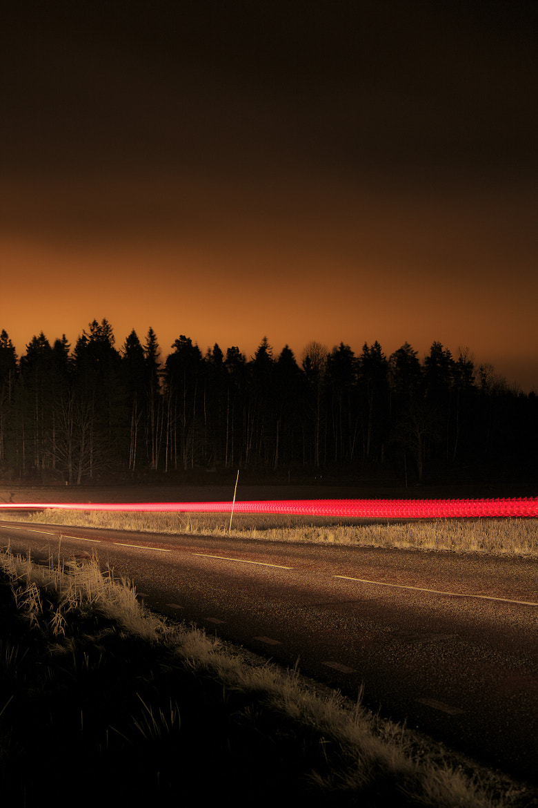 Photograph Long Hard Road Out Of... by Niclas Larsson on 500px