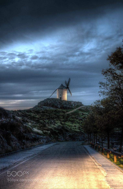 Photograph Viento de Consuegra 1 by Erick Garcia Garcia on 500px