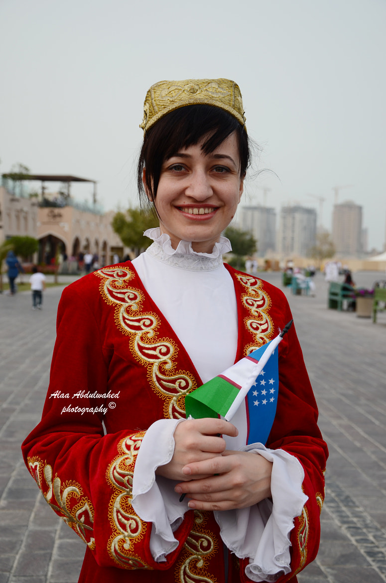 Photograph A woman from Azerbaijan by Alaa Abdulwahed on 500px