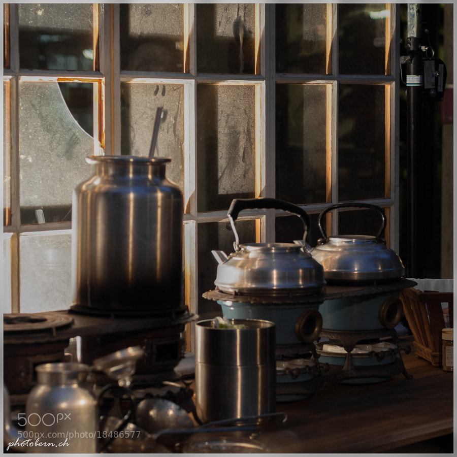 Photograph Espresso Bar by Markus Hulliger on 500px