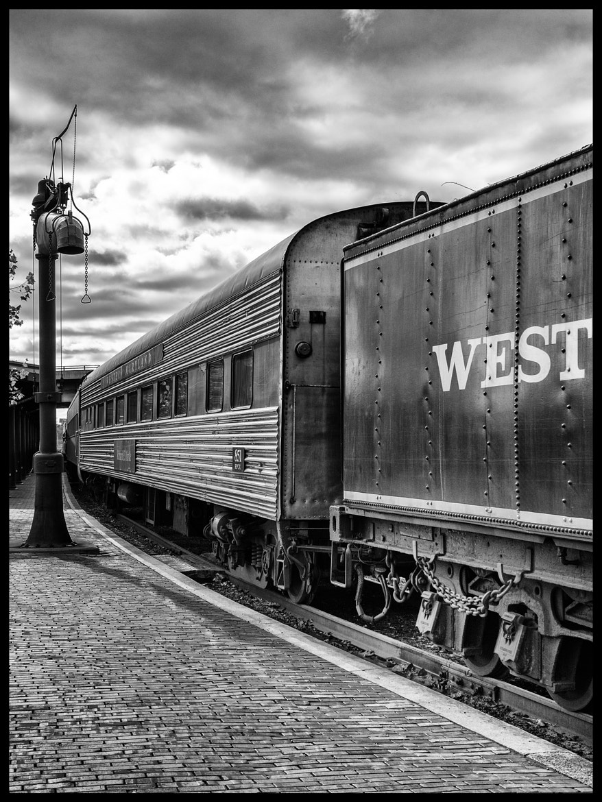 Photograph Western Maryland Train Depot by Greg Bosque on 500px