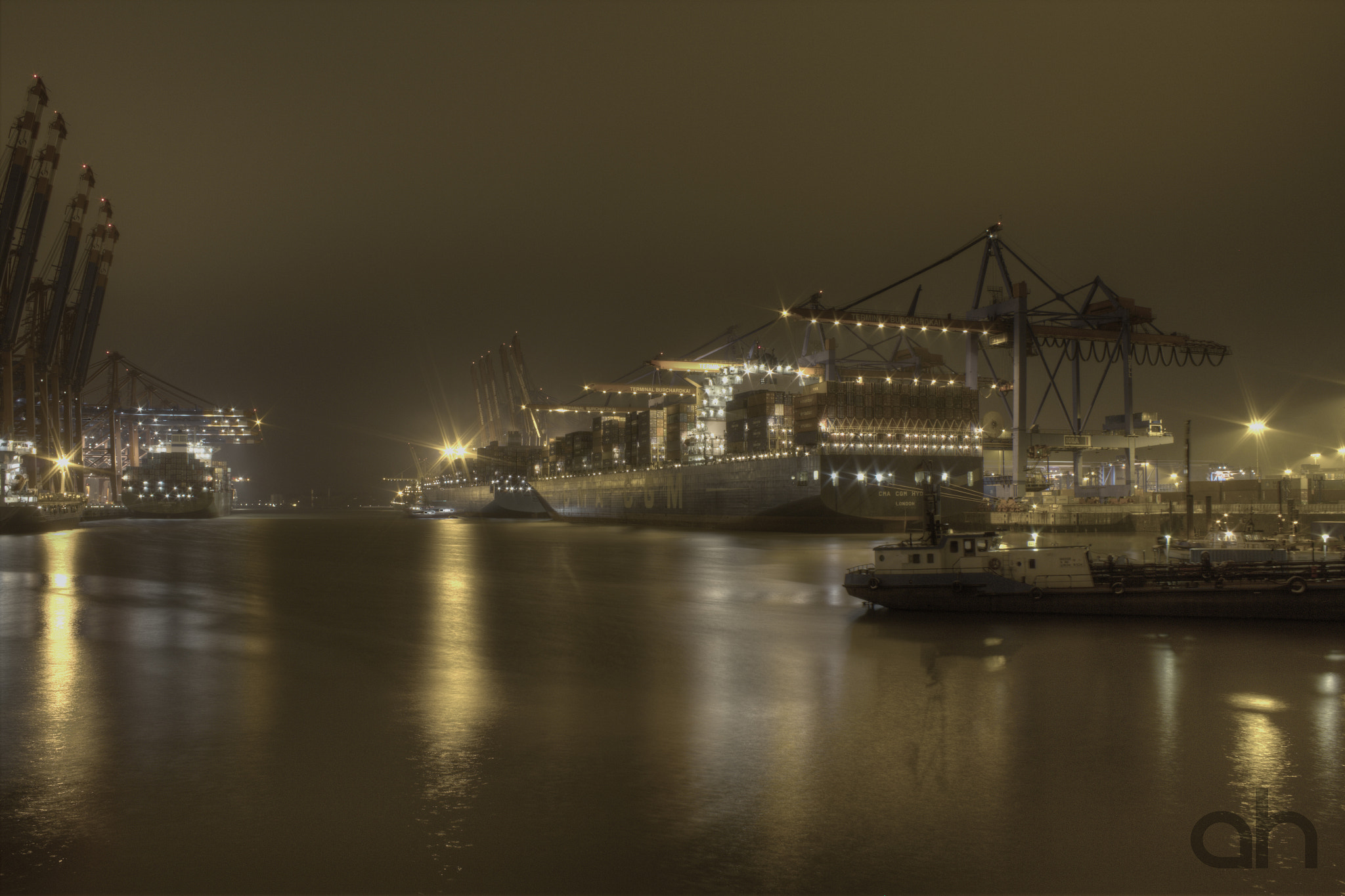Photograph Ship port-1 by Andraes Hof on 500px
