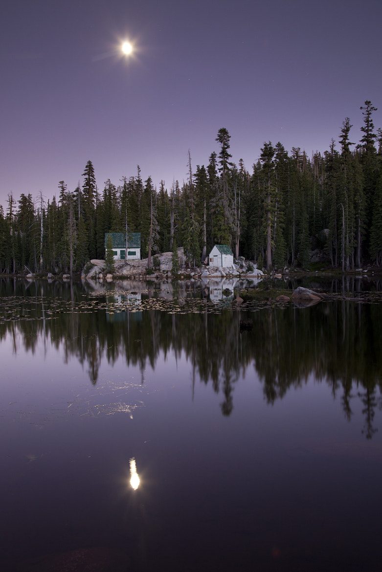 Photograph Bad Moon Rising by Steve Shuey on 500px