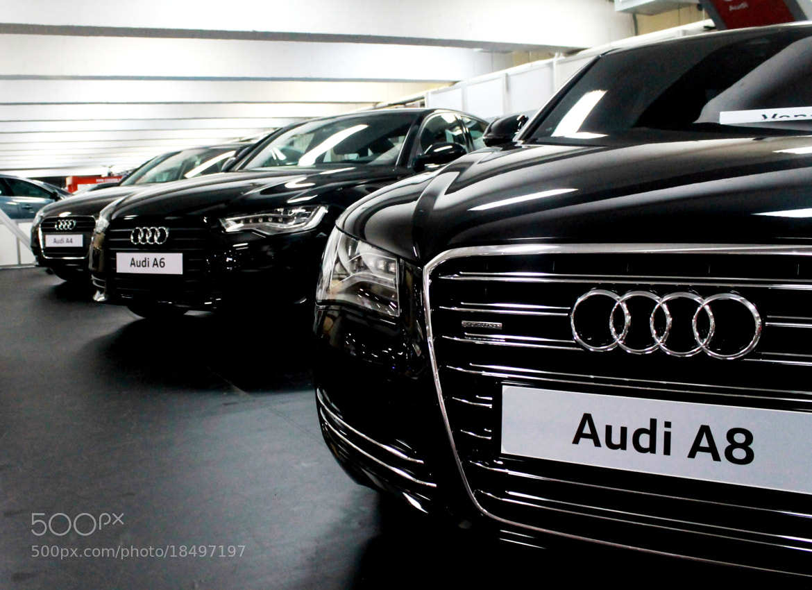 Photograph Audi by Claudia Granados on 500px