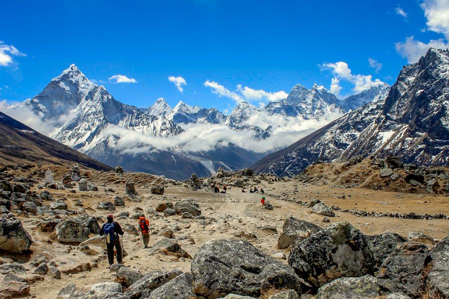 Monsoon Treks in Nepal: Everest Base Camp Trek
