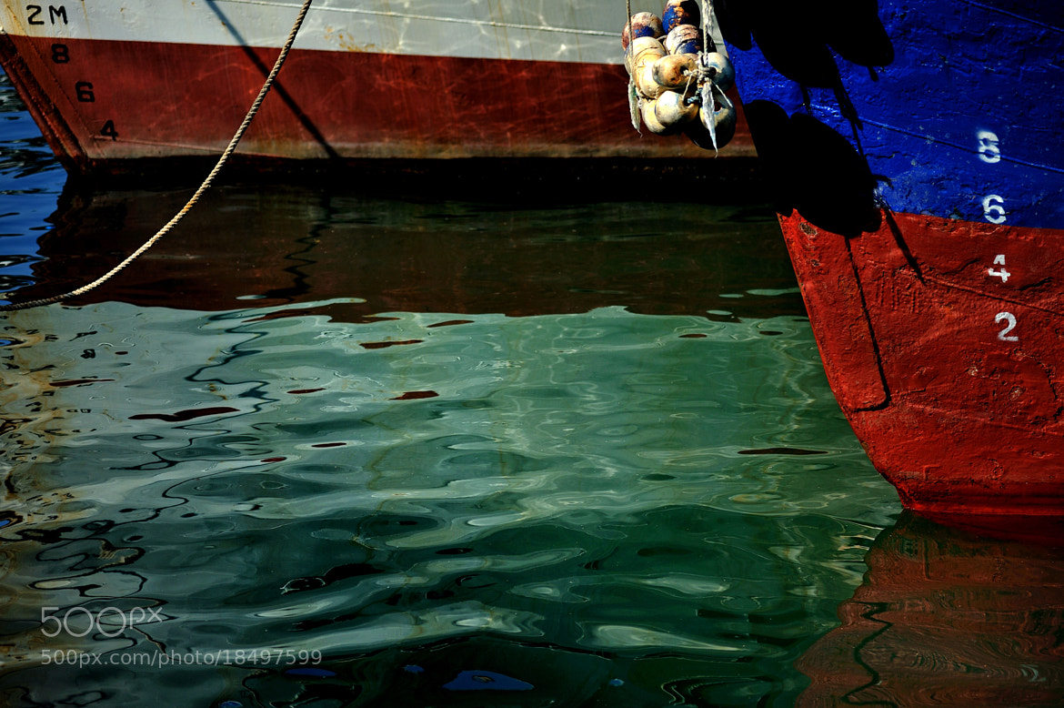 Photograph under the dock by choi go un on 500px