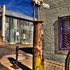 Old gas pump, Jerome AZ by John Gafford (jgafford01)) on 500px.com