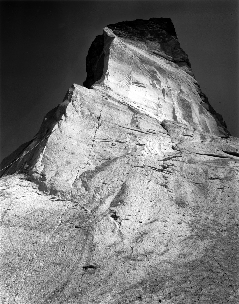 Photograph West Face of Monkey Face by John  Reed on 500px