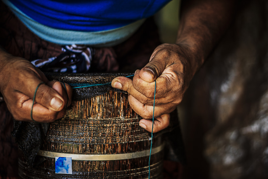 Sri Lankan Drum Makers, Battaramulla #5 by Son of the Morning Light on 500px.com