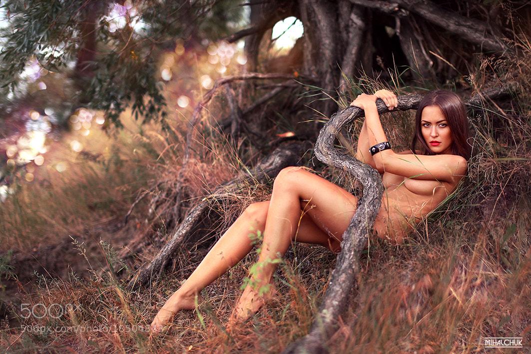 Photograph nymph by Olesya Mihalchuk on 500px