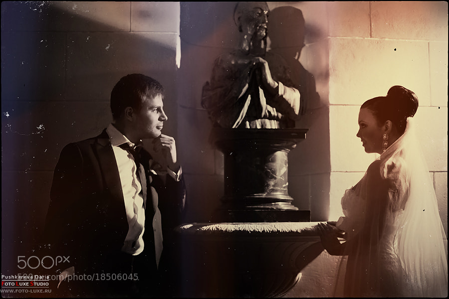 Photograph Wedding by Daria Pushkareva on 500px
