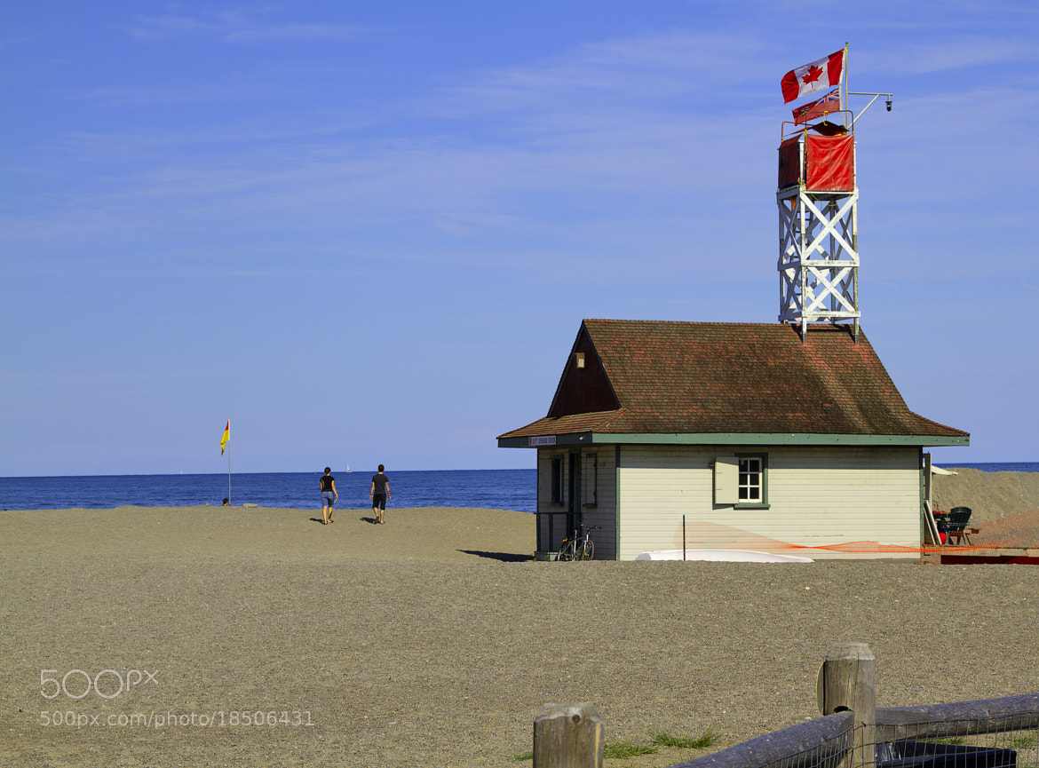 Photograph At the Beaches by Mark Hughes on 500px