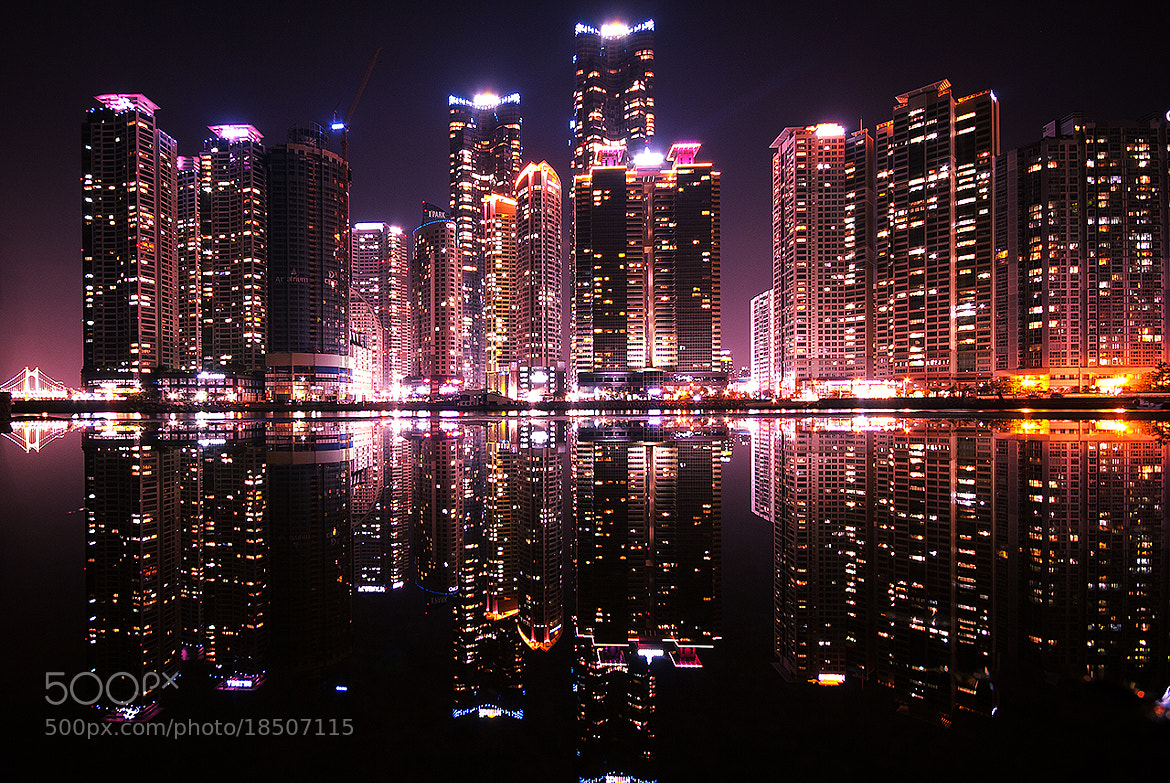 Photograph nightview by lee geon photopia on 500px