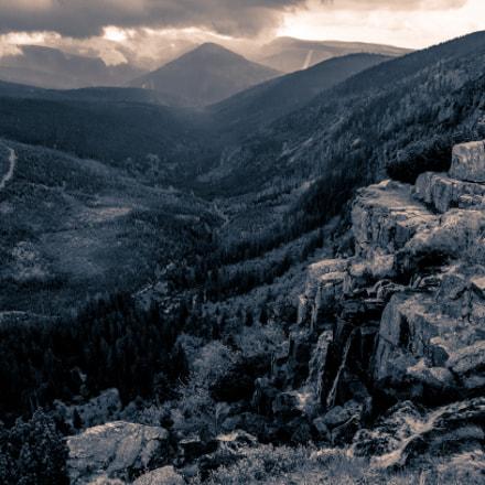 Waterfall Pančava