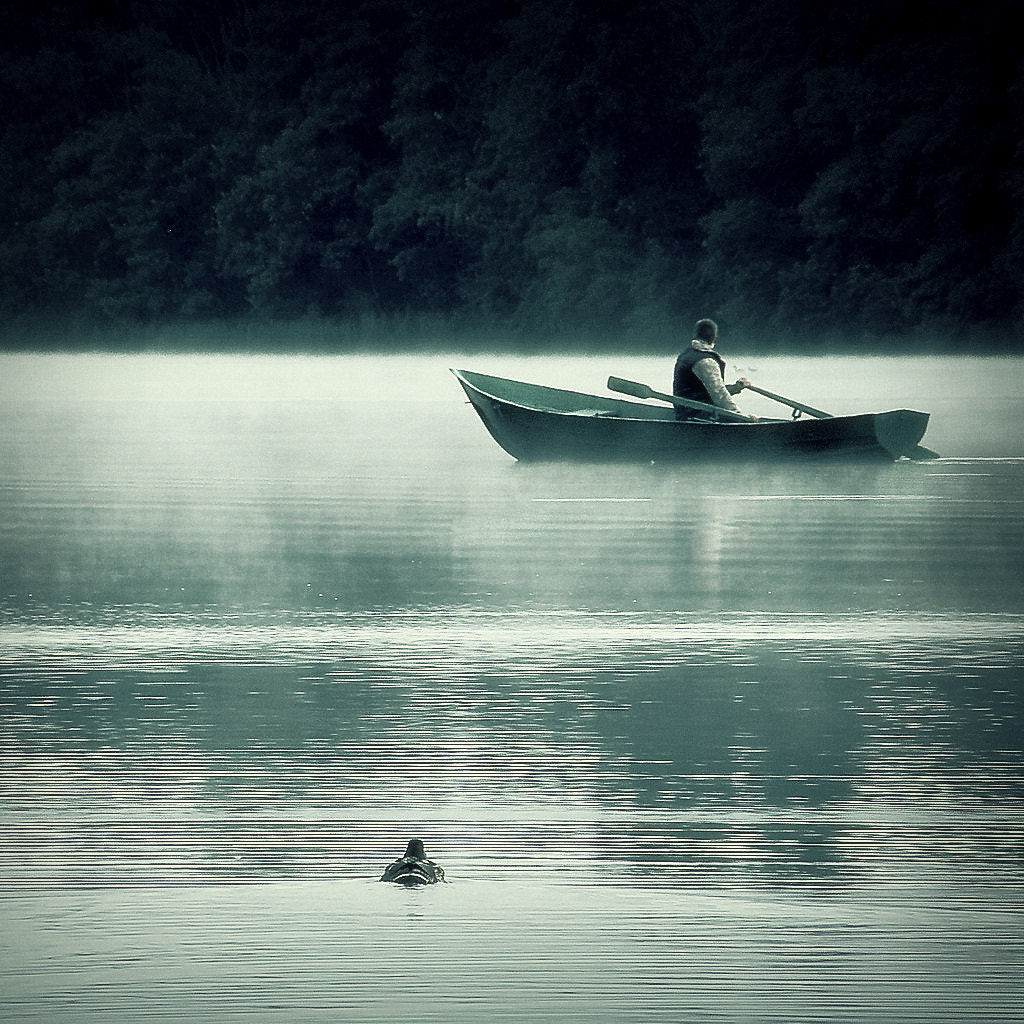 Photograph Morning fishing by **  REgiNA  **  on 500px