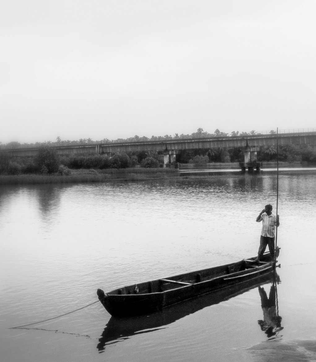 Photograph The Boatman by Abhishek Holla on 500px