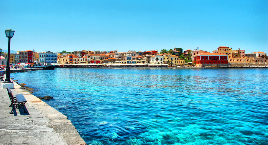 Photograph Chania,  Crete. by Sheffi M. on 500px