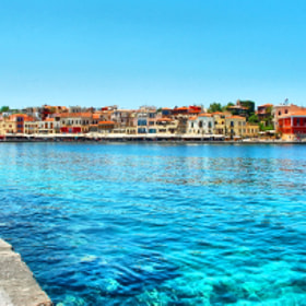 Chania,  Crete. by Sheffi M. (SheffiMoshe)) on 500px.com