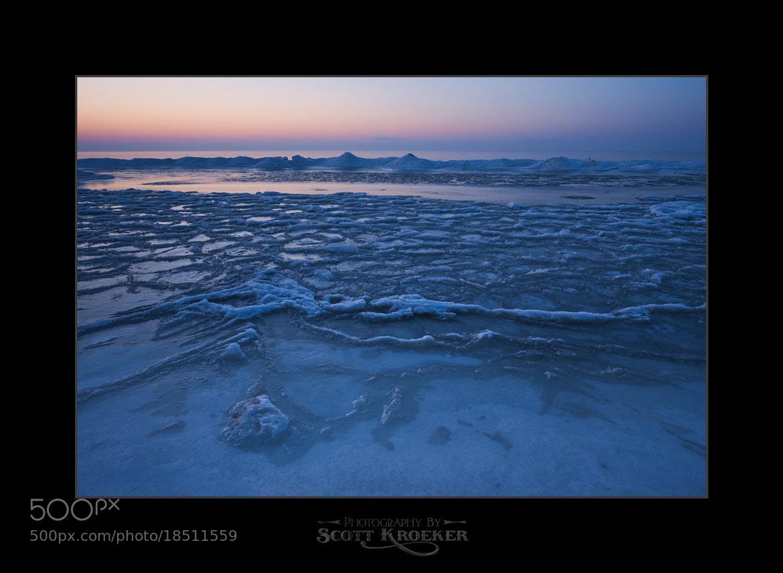 Photograph Frozen Paradise  by Scott Kroeker on 500px