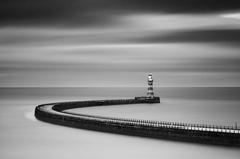 Photograph Roker Pier by Jeff Vyse on 500px