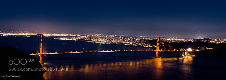 Photograph Golden Gate Bridge by Bill Quach on 500px