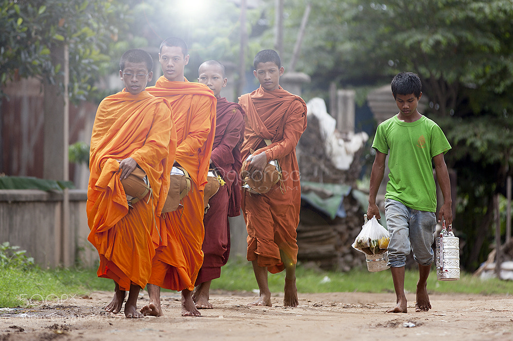 Photograph The Monk. by LANG SOLINA on 500px