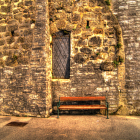 Bench & Door by Mohammed Abdo (MohammedAbdo)) on 500px.com