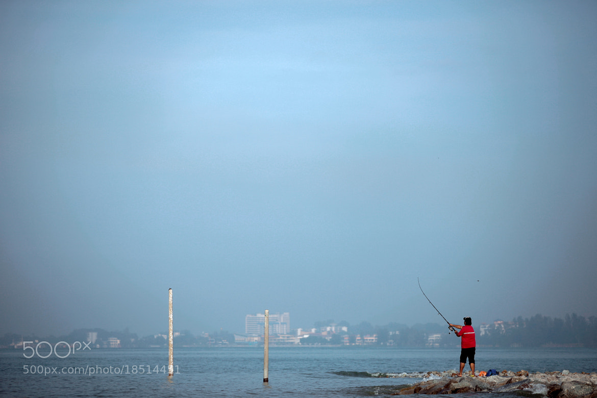 Photograph fishing by Nazrin Shah on 500px