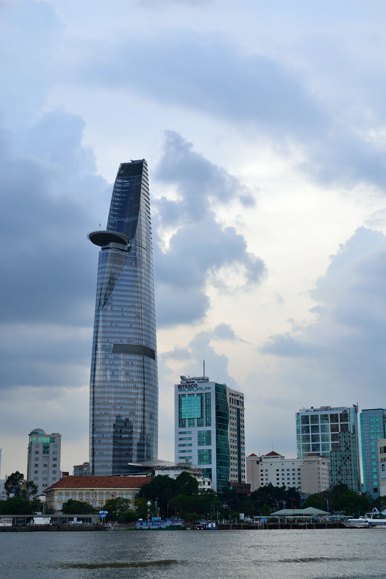 Photograph Bitexco Tower or Stark Tower ? by Helios Hoang on 500px