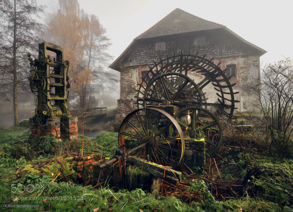 Photograph The Old Mill by Kilian Schönberger on 500px