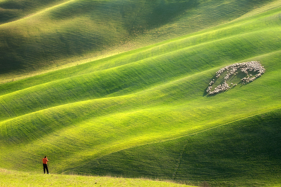 Photograph Observer by Marcin Sobas on 500px