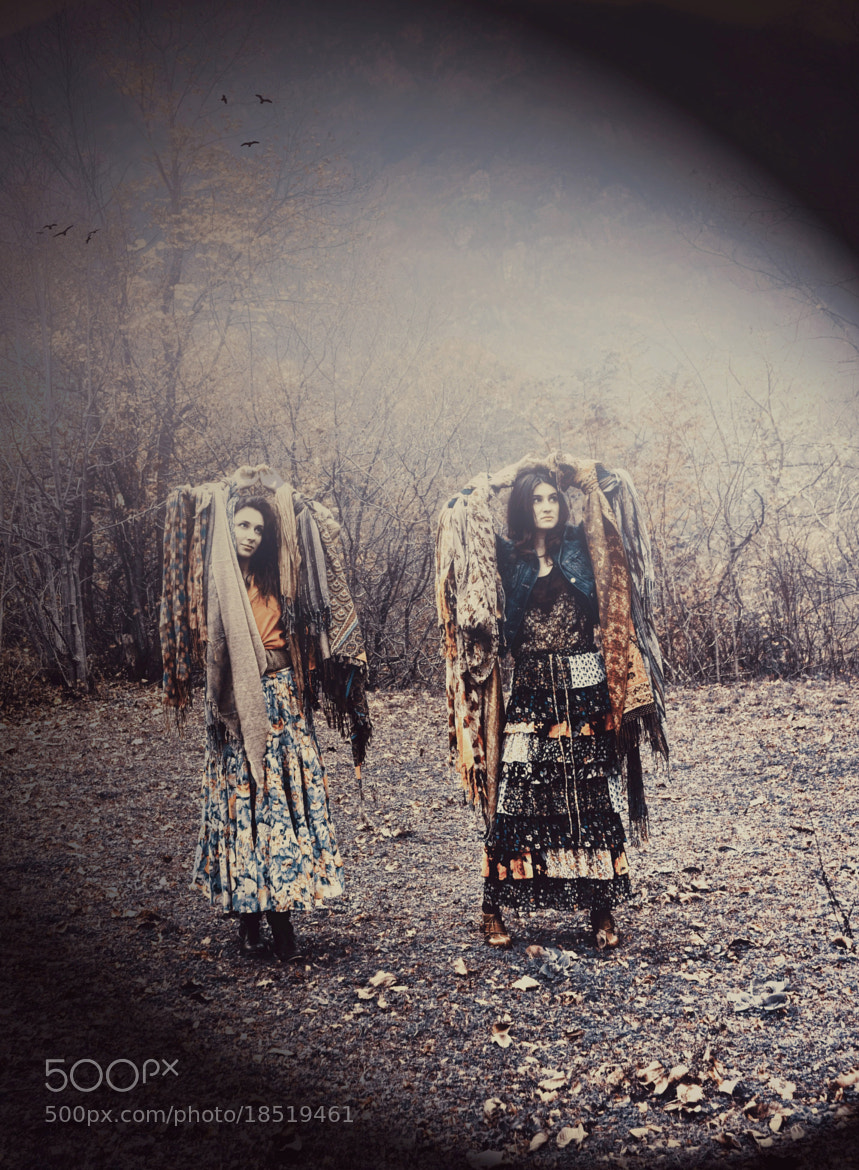 Photograph gipsy queens by Muna Nazak on 500px