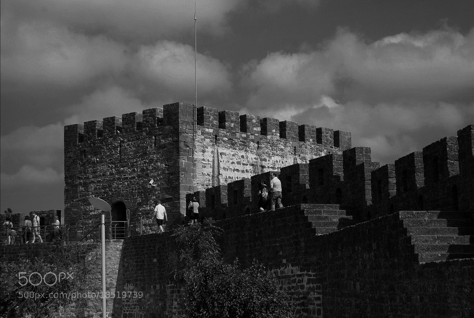 Photograph Castelo de Silves by José Costa on 500px