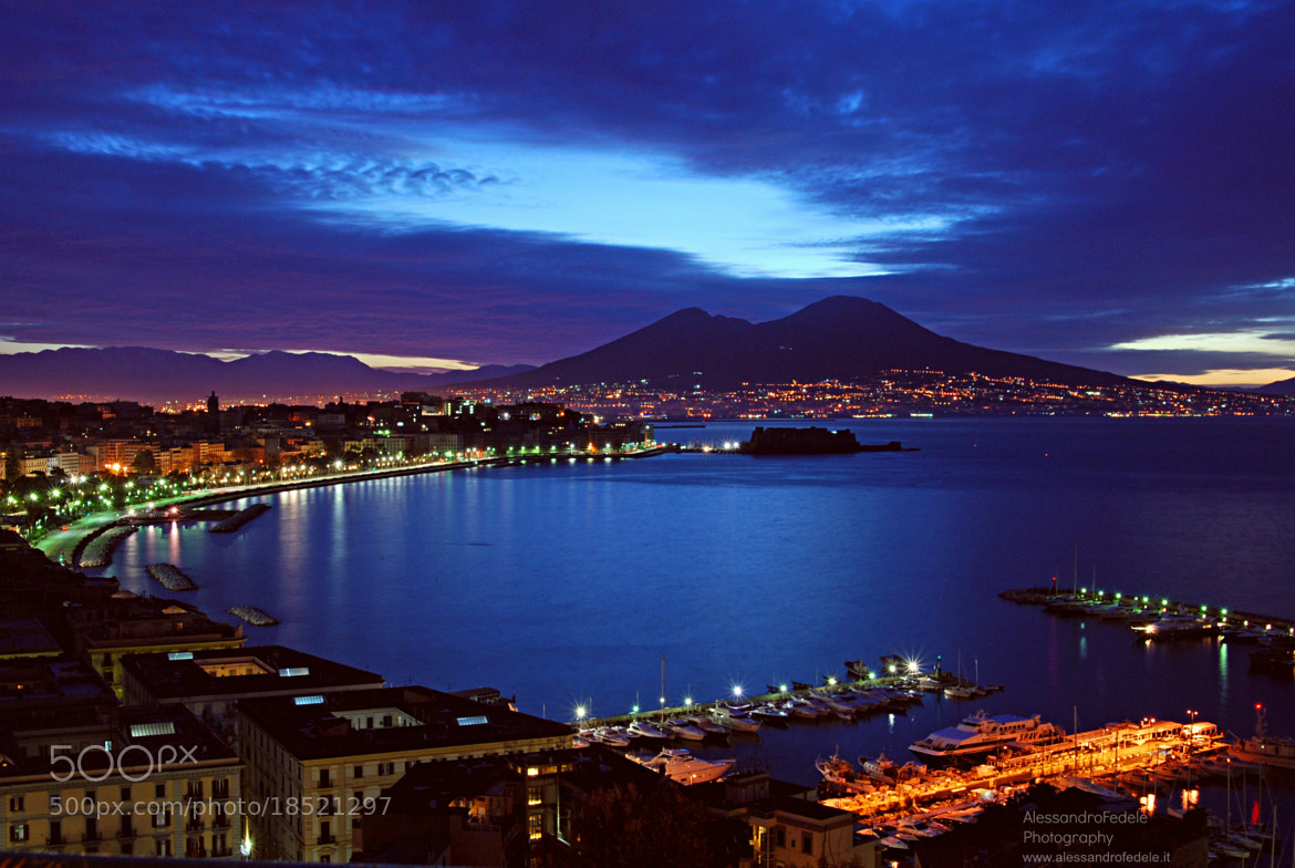 Photograph sunrise in Naples by Alessandro Fedele on 500px