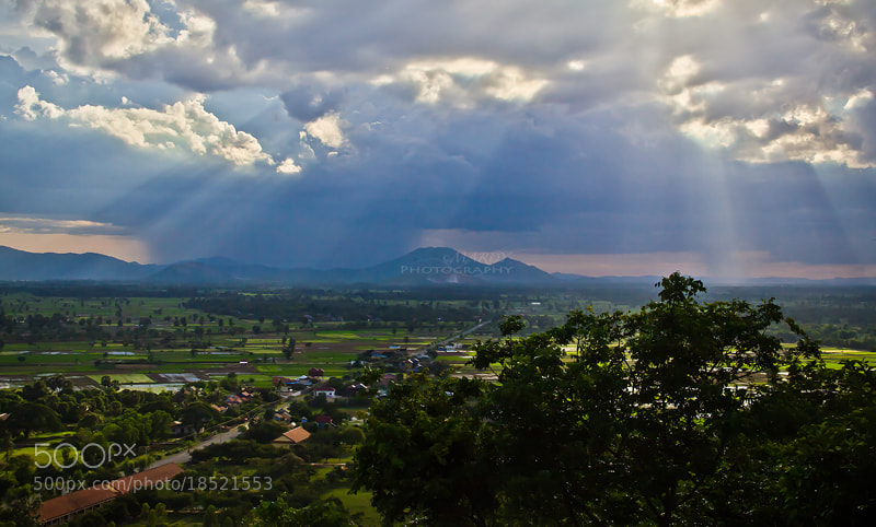 Photograph Super Sun Beam! by Mardy Suong Photography on 500px