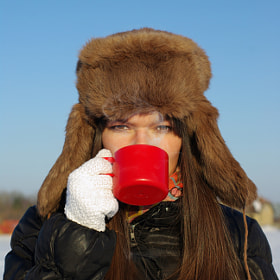 warming tea by Ieva Midziņa (wontfindme)) on 500px.com