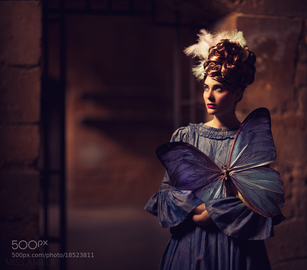 Photograph Contemplation by Miss Aniela on 500px