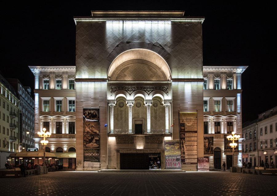 Opera Romana from Timisoara