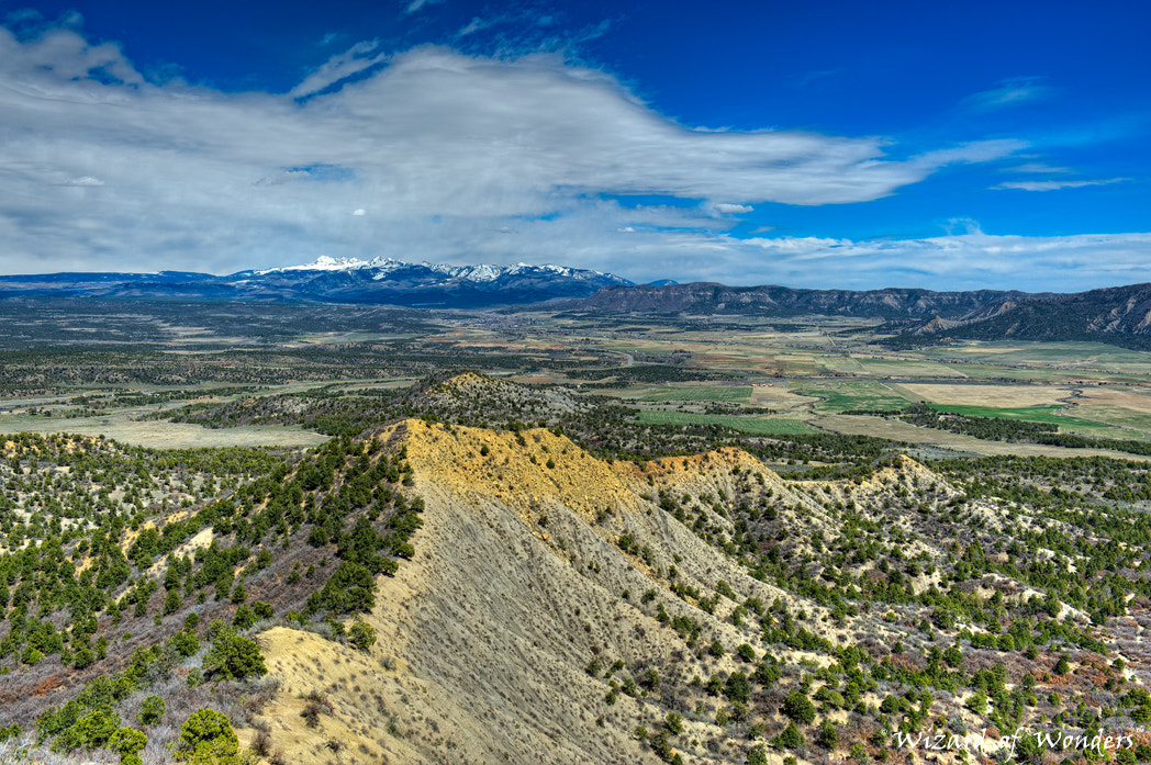 Photograph This is Colorado No. 3 - Mesa Verde Vista by Paul w Sharpe on 500px