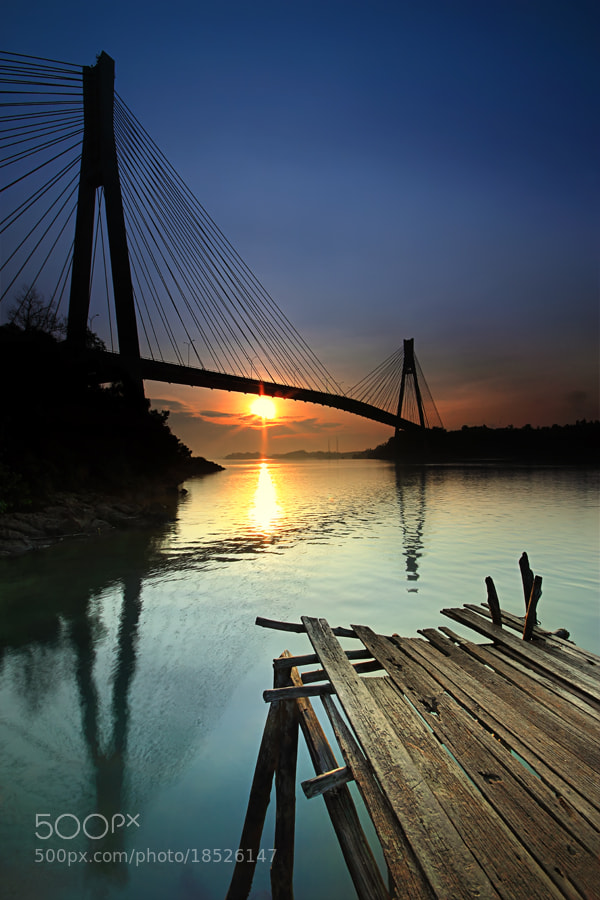 Photograph Barelang in the morning by Danis Suma Wijaya on 500px