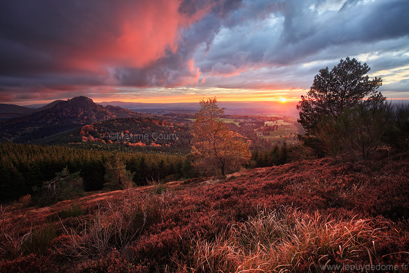 Photograph Torn sky by Maxime Courty on 500px