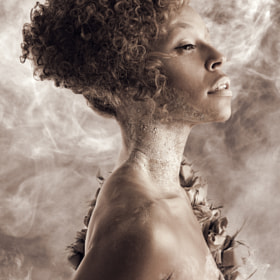 Santi Xander - Woman Spirit by Santi Xander (santixander)) on 500px.com