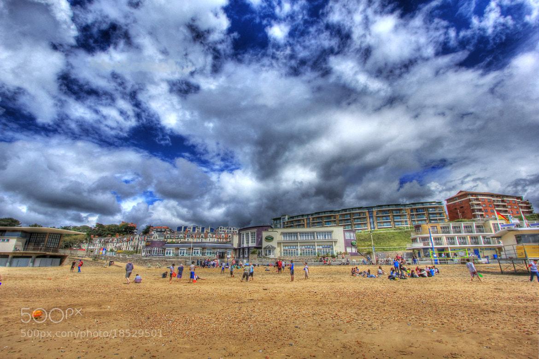 Photograph Bournemouth's Beach by Chi Wa Iao on 500px