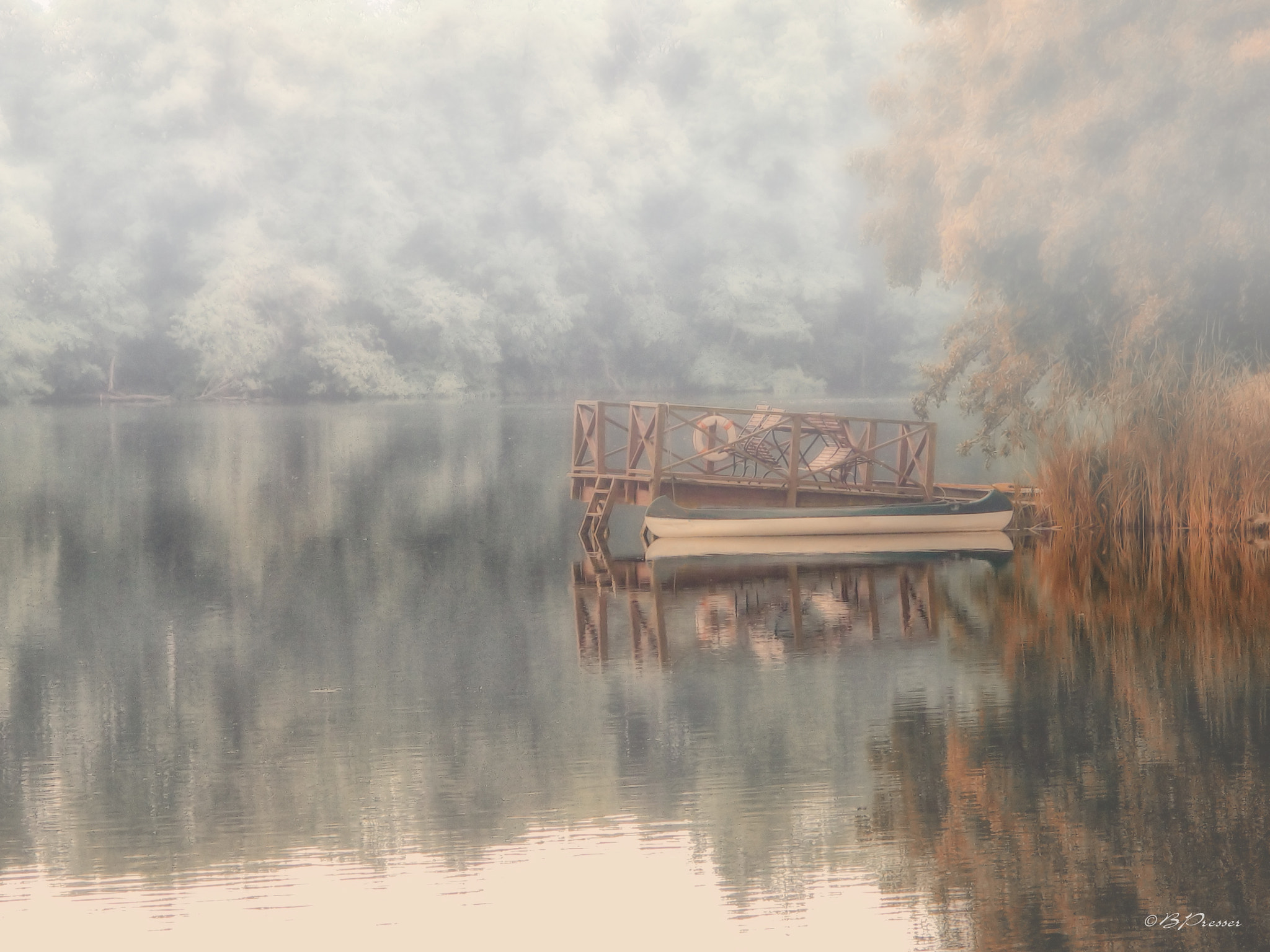 Photograph Nebelsee by Birgit Presser on 500px