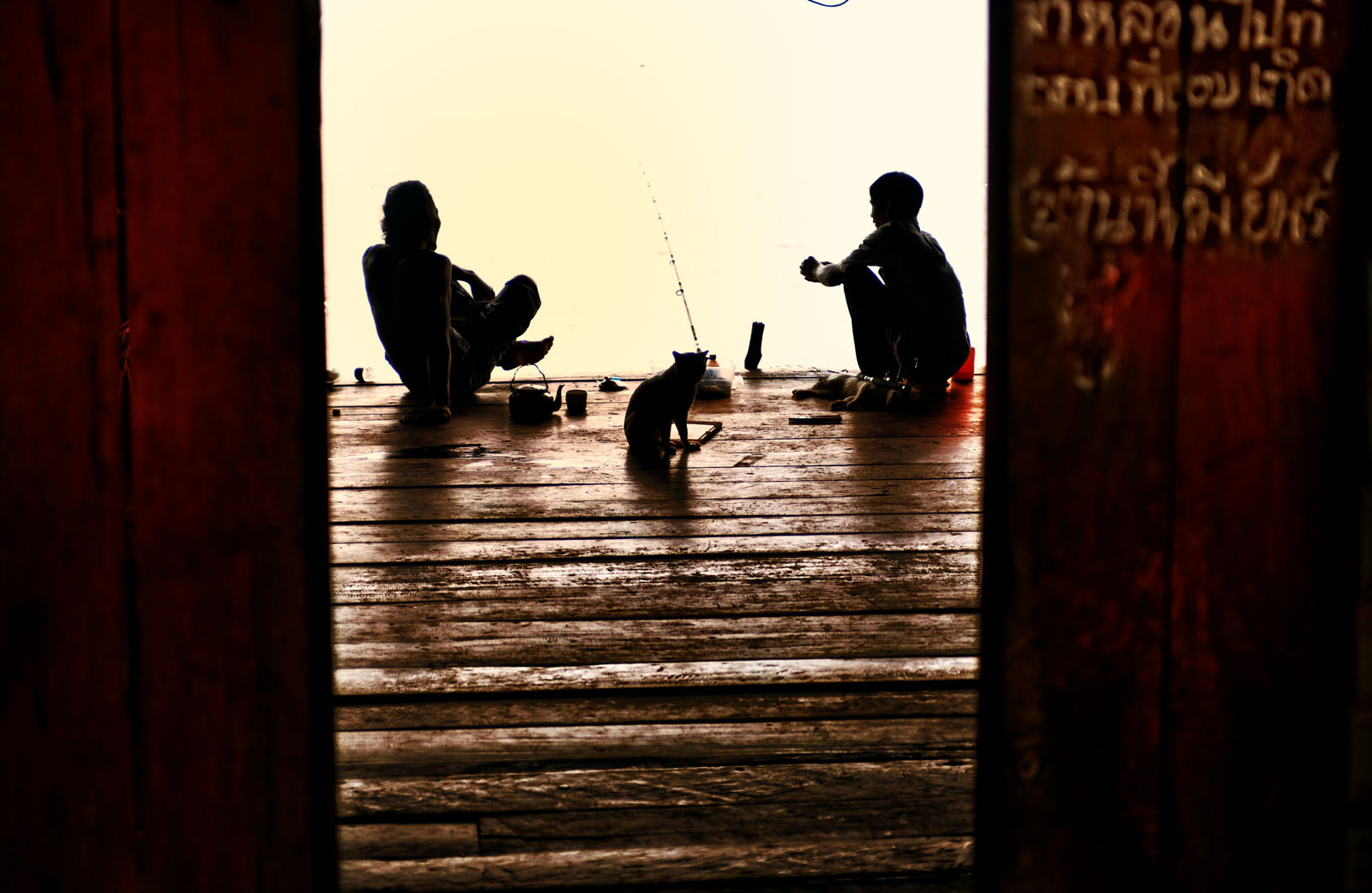 Photograph Fisherman , Thailand by Christian & Florance ISO on 500px