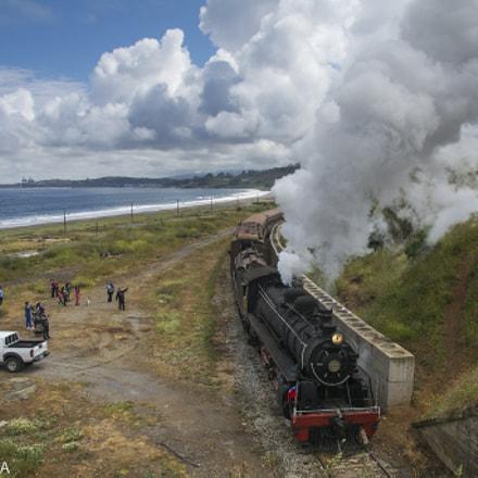Tren Turístico Concepción Laraquete