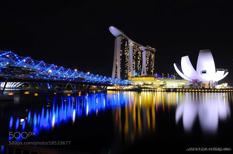 Photograph MBS Singapore by Leena'z Anilzam on 500px