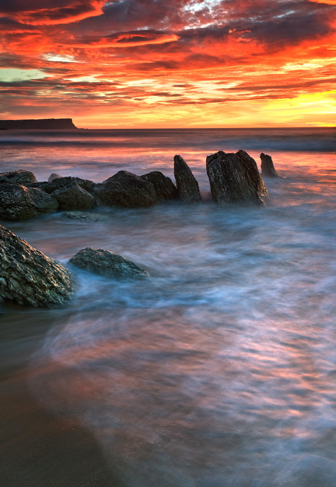 Photograph Fires of Antrim by Stephen Emerson on 500px