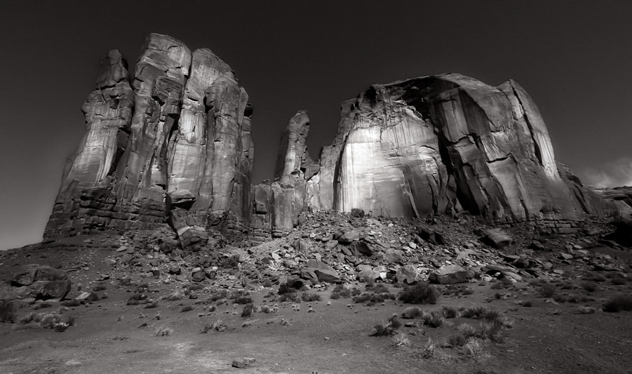 Photograph Shimmering Monoliths by Ken Ford on 500px